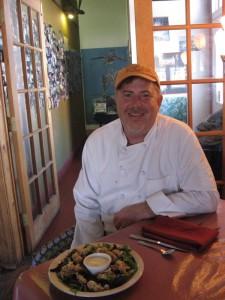 Chef Daniel Itzkovitz