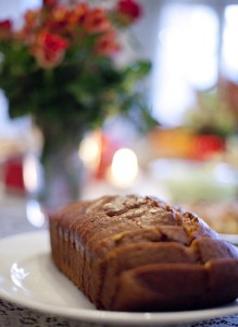 Pumpkin bread-5963