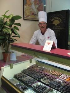 Christian Vanderkerken, Le Chocolatier Manon, makes quintessential Belgium chocolates