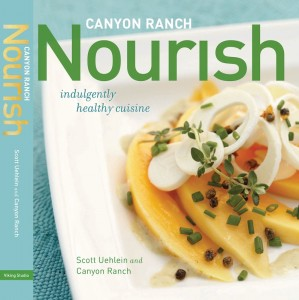 Canyon Ranch Nourish cover