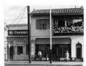 Early El Charro