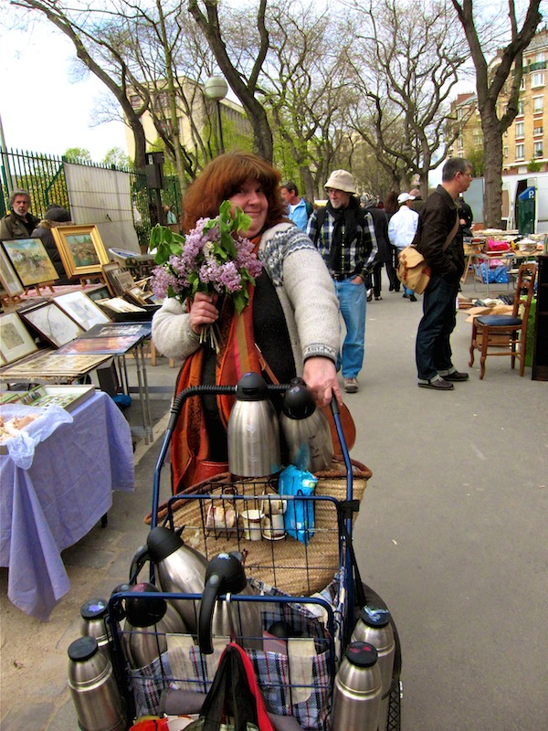 Best Paris Flea Market---the Marche aux Puces de la Porte de Vanves ...