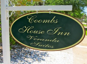 Coombs House Inn Veranda Suites by Susan Manlin Katzman