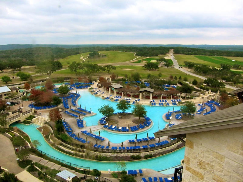 Water Park At The Jw Marriott San Antonio Hill Country