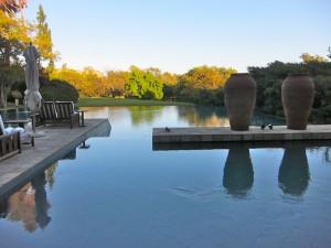 Saxon Hotel Swimming Pool