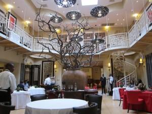 Saxon Qunu Restaurant