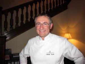 Chef Olivier Tucki