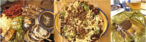 Oaxacan Food Specialities by Susan Manlin Katzman