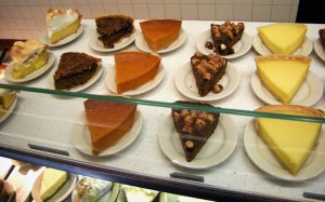 Frankes Cafeteria desserts by Kat Robinson