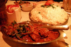 Star of India Lamb Vindaloo by Kat Robinson