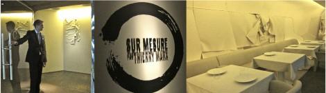 Sur Mesure Composit by Susan Manlin Katzman