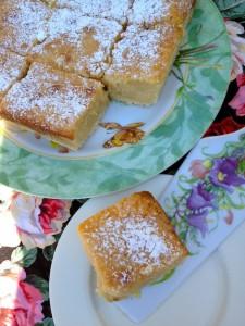 Gooey Butter Cake by S.M. Katzman