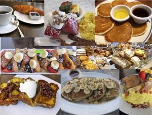Breakfast collage by SM Katzman