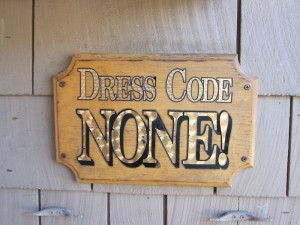 Dress Code None by S.M. Katzman