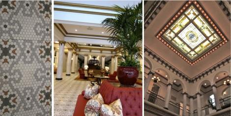Capital Hotel Lobby by Susan Manlin Katzman