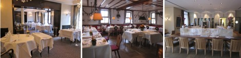Dining Rooms at Wald & Schlosshotel