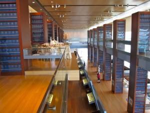 In Clinton Presidential Library photo by S.M. Katzman