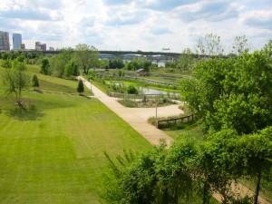 Riverfront Park photo by S.M. Katzman