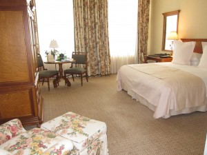 Guest Room at the Capital Hotel by Susan Manlin Katzman
