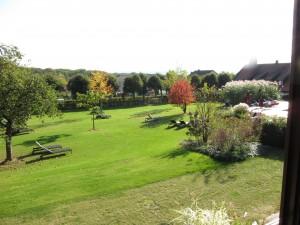 Lawn at Wald & Schlosshotel