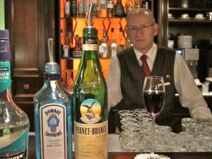 Bartender at Wald & Schlosshotel