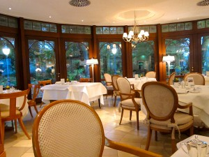 The Conservatory at Wald & Schlosshotel
