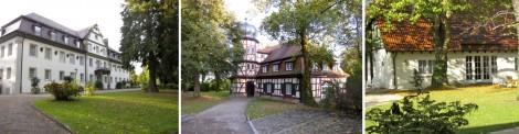 Walds & Schlosshotel Buildings