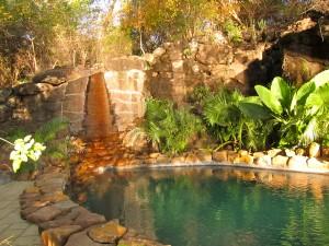 Tongabezi's Swimming Pool