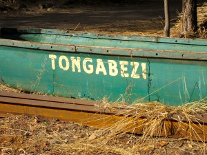 Old Tongabezi Boat