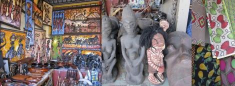 Tourist Souvenir Market