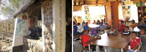 Tujatane Tongabezi Trust School