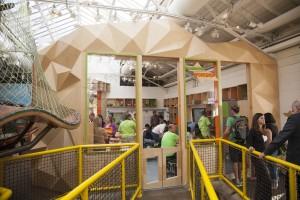 Imagination Workshop at Kidspace Children's Museum