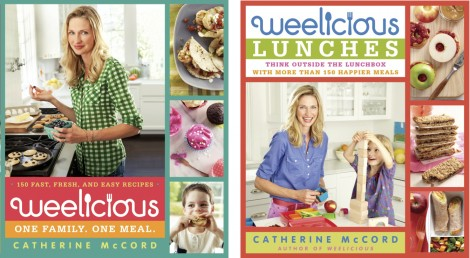 Weelicious Book Jackets