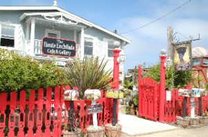 The Haute Enchilada in Moss Landing California