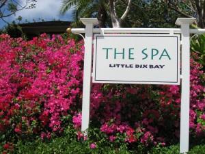 Sense Spa at Little Dix Bay by Susan Manlin Katzman