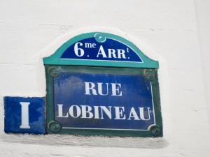 Street Sign by Susan Manlin Katzman