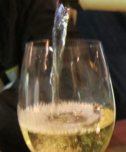 A Nice Pour by Susan Manlin Katzman