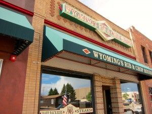 Wyoming Rib & Chop House by Susan Manlin Katzman