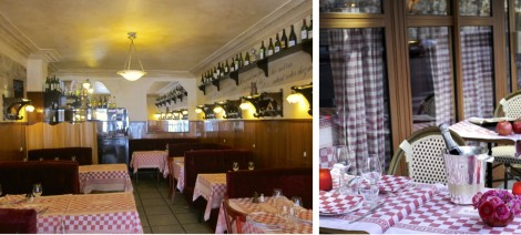 Inside and Out of D'Chez Eux