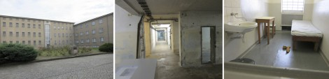 Former Stasi Prison by Susan Manlin Katzman