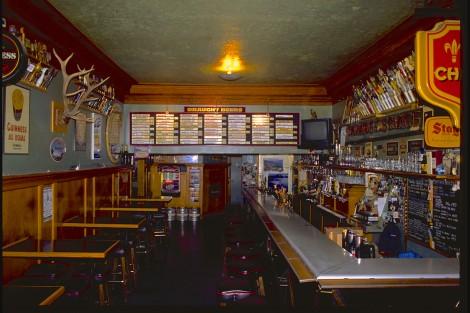 Inside Toronado