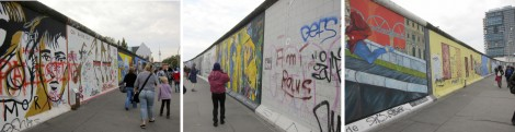 East Side Gallery by Susan Manlin Katzman