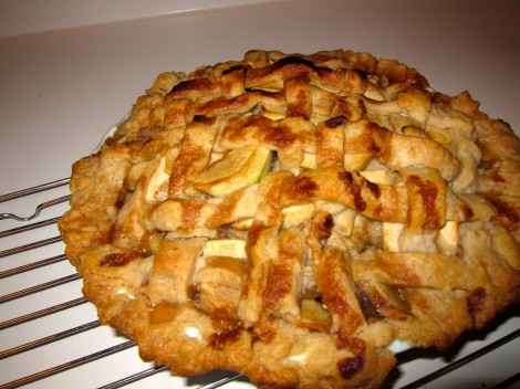 Best Ever Caramel Apple Pie by Susan Manlin Katzman