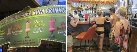 Paradise Cove Drinks