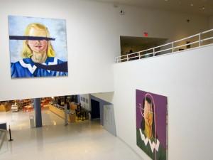 Museum Of Art Fort Lauderdale by Susan Manlin Katzman
