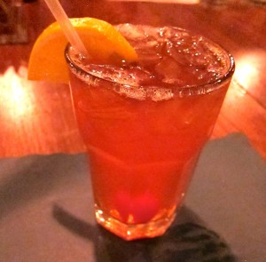 Rum Runner Cocktail from Cap's Place  by Susan Manlin Katzman