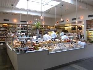 Cheese Counter at Farmshop