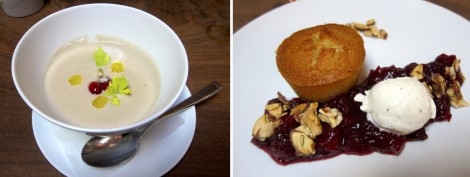 Soup to Nuts at Farmshop