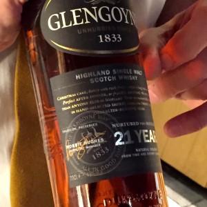 Glengoyne Label