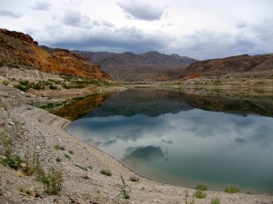 Cove at Lake Mead